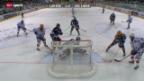 Video «Eishockey: Lakers - ZSC Lions» abspielen