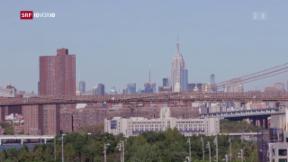 Video «New Yorks Elite verschmäht Trump» abspielen