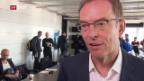 Video «Weiterhin tolerante Politik gegenüber Besetzern» abspielen