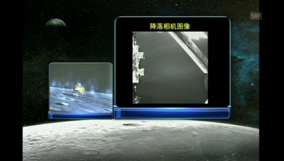 China erobert den Mond