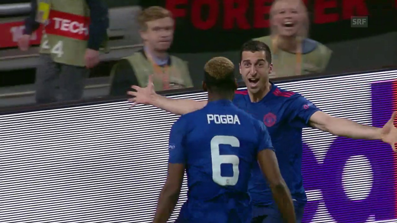 Livehighlights EL-Final Ajax - ManUnited