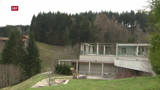 Video «Heilbad Unterrechstein hat Behinderte diskriminiert» abspielen