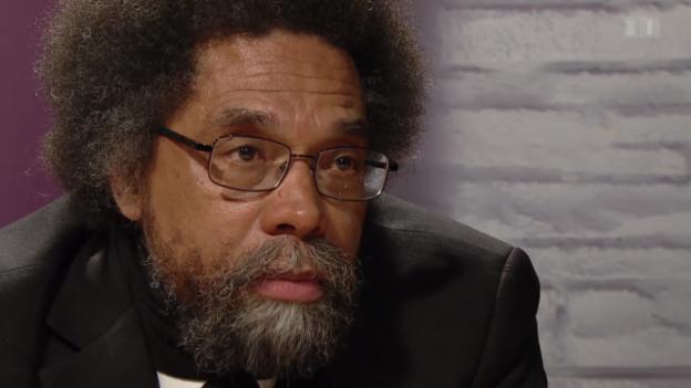 Video «Cornel West – die philosophische Stimme Afroamerikas» abspielen