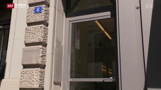 Video «Fall Meyer-Fürst: Tagesklinik stellt Betrieb ein» abspielen