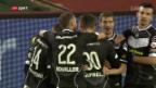 Video «GC - Lugano» abspielen
