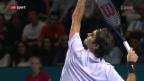 Video «Ausblick auf Federers Halbfinal gegen Goffin» abspielen