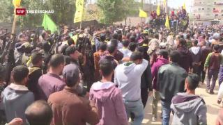 Video «Gewalt in Gaza» abspielen