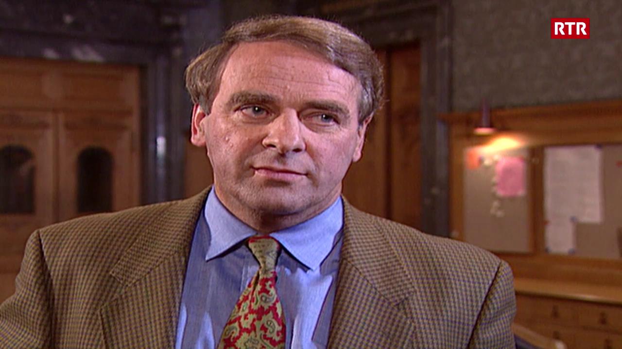 Intervista cusseglier federal Ogi (1992)