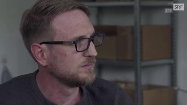 Video ««Ich wollte, dass mich niemand kennt, niemand sieht.»»» abspielen