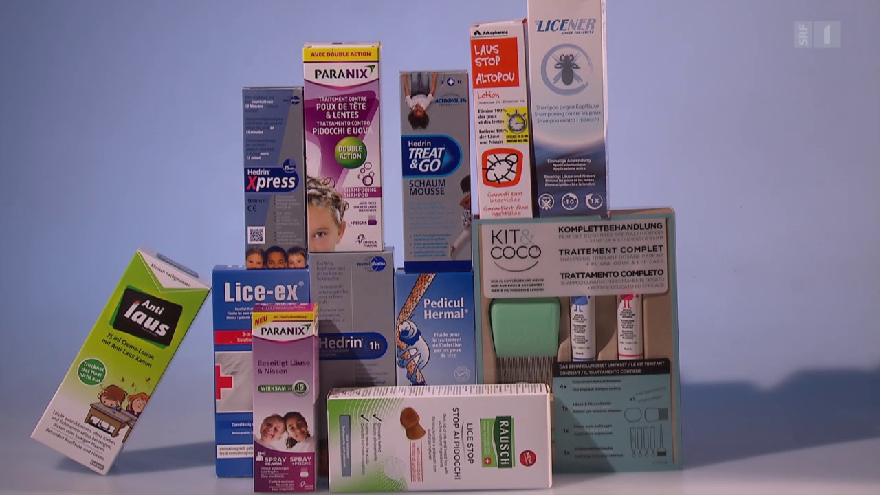 Kopfläusemittel im Test: Viele sind lausig