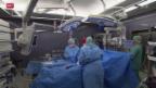 Video «Fachkräftemangel im Operationssaal» abspielen