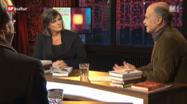 Video «Literaturclub vom 31.01.2012» abspielen