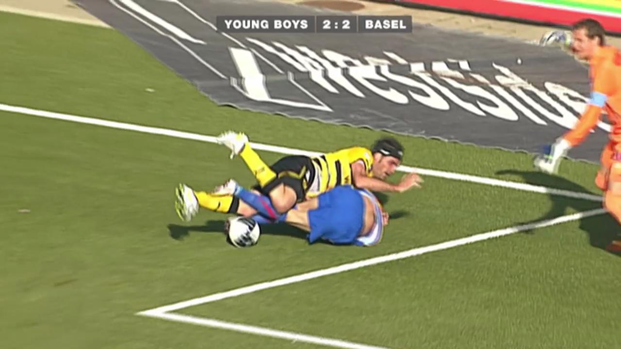 10.04.2011: YB-FCB 3:3