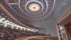 Video «Volkskongress in China» abspielen