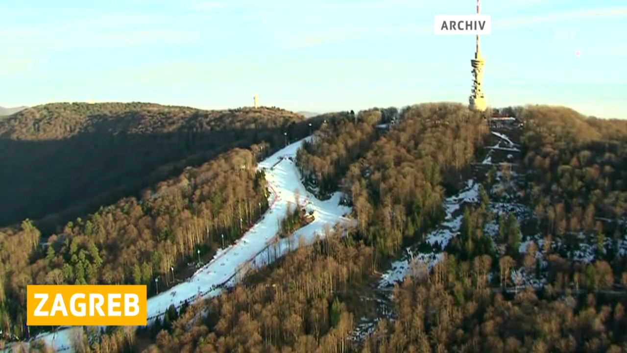 Ski: FIS-Kalender, Verschiebung Zagreb