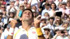 Video «Tennis: ATP Monte Carlo» abspielen