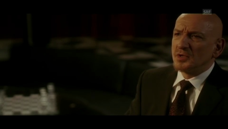 «Der Rabbi», gespielt von Ben Kingsley in «Lucky Number Slevin»