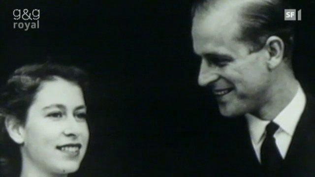 Queen und Philip feiern Eiserne Hochzeit