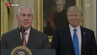 Video «FOKUS: Trumps Team – Was gilt eigentlich?» abspielen