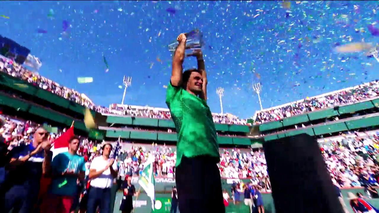 Indian Wells: Das steht für Federer auf dem Spiel