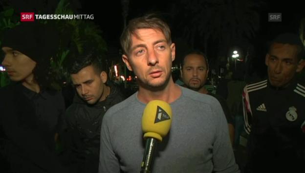 Video «Zusammenfassung der Attacke in Nizza – Augenzeugen berichten» abspielen