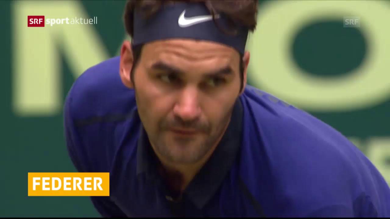Marke «Federer» ist im Sport am wertvollsten