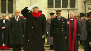 Video «Prinz Harry hat ausgedient» abspielen