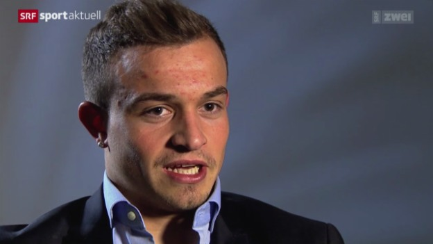 Video «Fussball: Xherdan Shaqiris Comeback» abspielen
