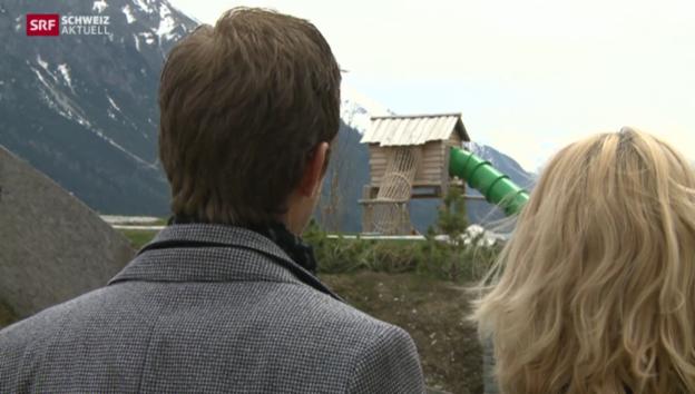 Video «Schweiz aktuell vom 06.05.2014» abspielen