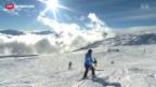 Video «Erfreulicher Dezember für Schweizer Tourismus» abspielen