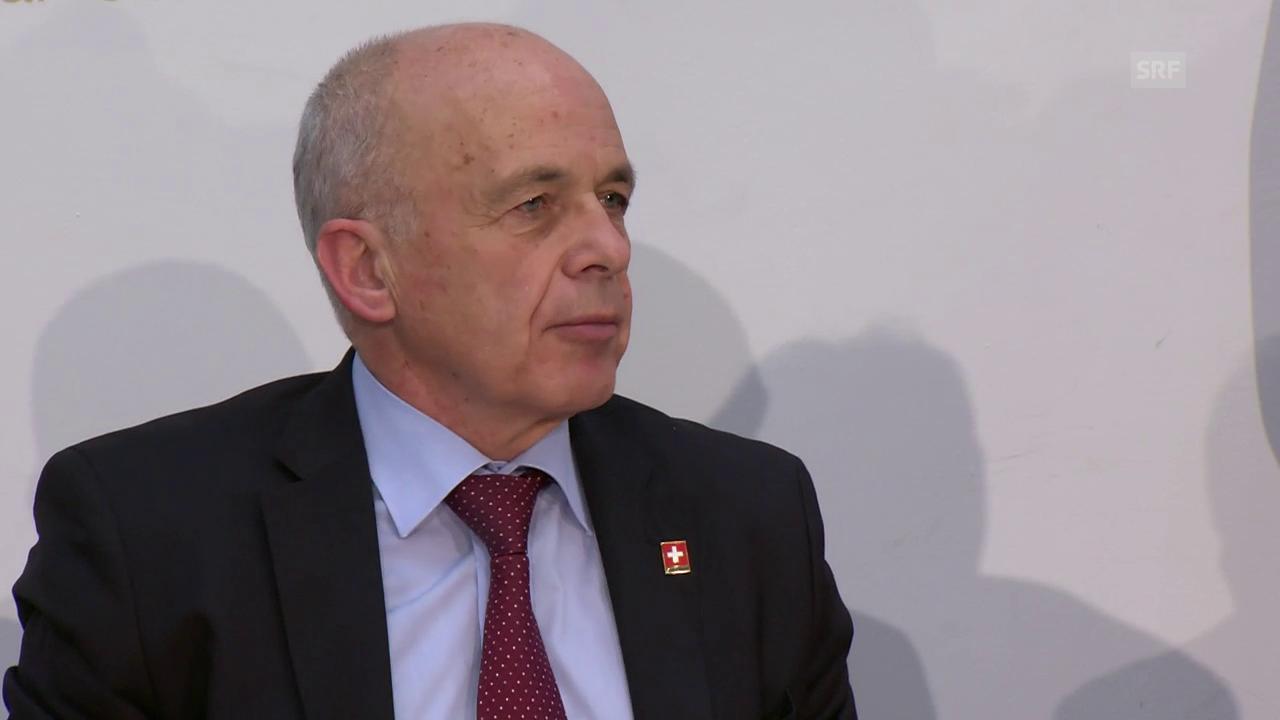 BR Maurer: «keine Sparprogramme aber strukturelle Reformen»