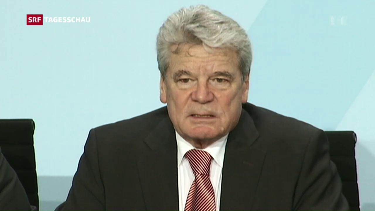 Gauck – vom Pastor zum Präsidenten
