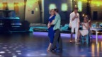 Video «Brigitte Oertli & Jürgen Schlegel mit einer Rumba zu «Thank You For The Music»» abspielen