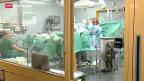Video «Mangel an Organspenden in der Schweiz» abspielen