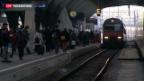 """Video «Vorbei mit """"der Kluge fährt im Zuge""""?» abspielen"""