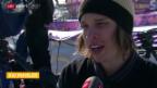 Video «Ski Slopestyle: Enttäuschte Schweizer» abspielen