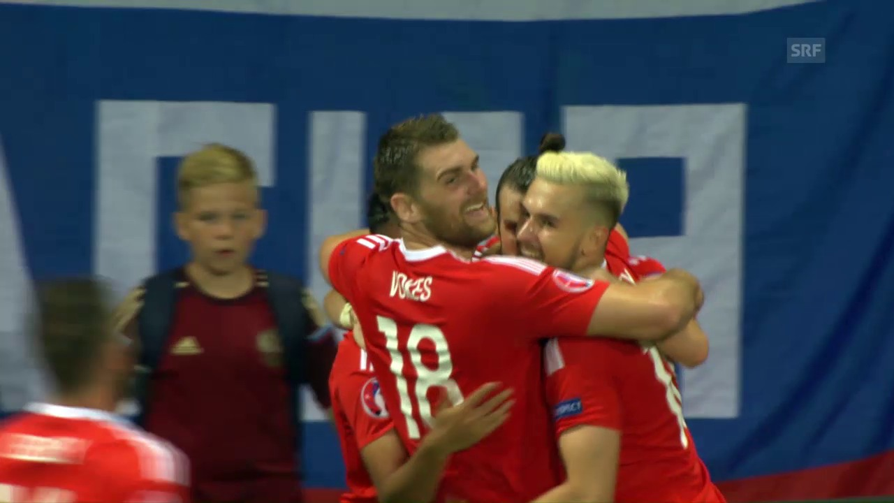 russland wales highlights
