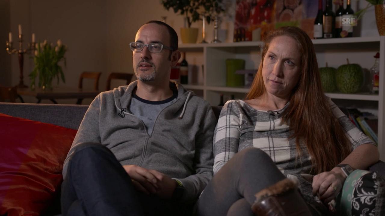 Annette und Marc: «Die Landessprache ist wichtig.»
