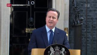 Video «Camerons schwerster Gang» abspielen