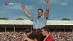 Video «Wengers Karriere seit dem Königstitel 2010» abspielen