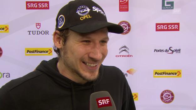 Video «Brunner im Interview nach Halbfinal 3» abspielen
