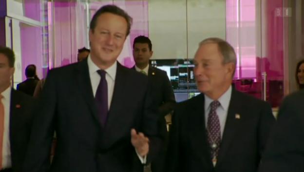 Video «David Cameron: Der «Schnurri» der britischen Nation» abspielen