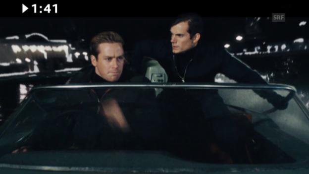 Video «Filmstart dieser Woche: «The Man from U.N.C.L.E»» abspielen