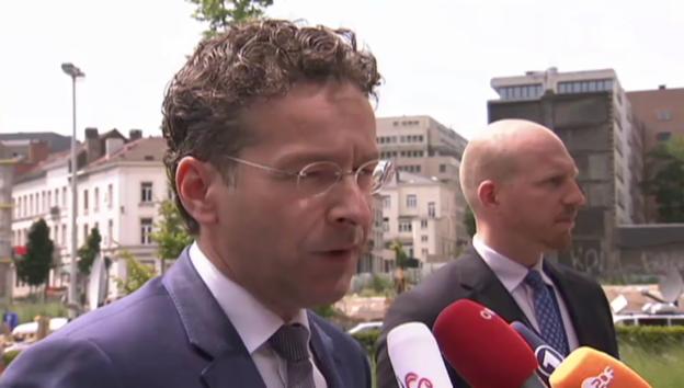Video ««Griechische Regierung hat ein Vertrauensproblem» (engl.)» abspielen
