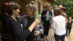 Video «FOKUS: Die Grünen reiten auf einer Erfolgswelle» abspielen