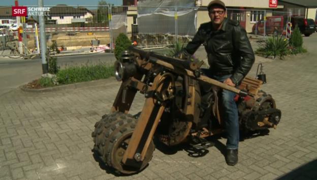 Video «Schweiz aktuell vom 11.06.2014» abspielen