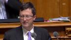 Video «SVP-Nationalrat Keller: «Hören wir auf herumzubasteln»» abspielen