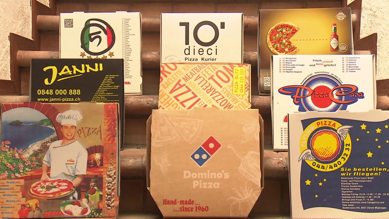 Pizza-Kuriere im Test: Wer fein backt und schnell liefert