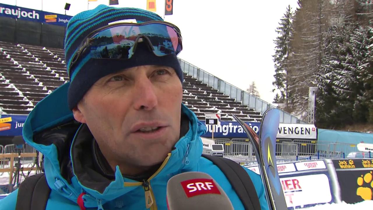FIS-Renndirektor Markus Waldner über die Startszenarien