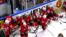 Link öffnet eine Lightbox. Video Die Schweiz verliert Krimi gegen Schweden abspielen